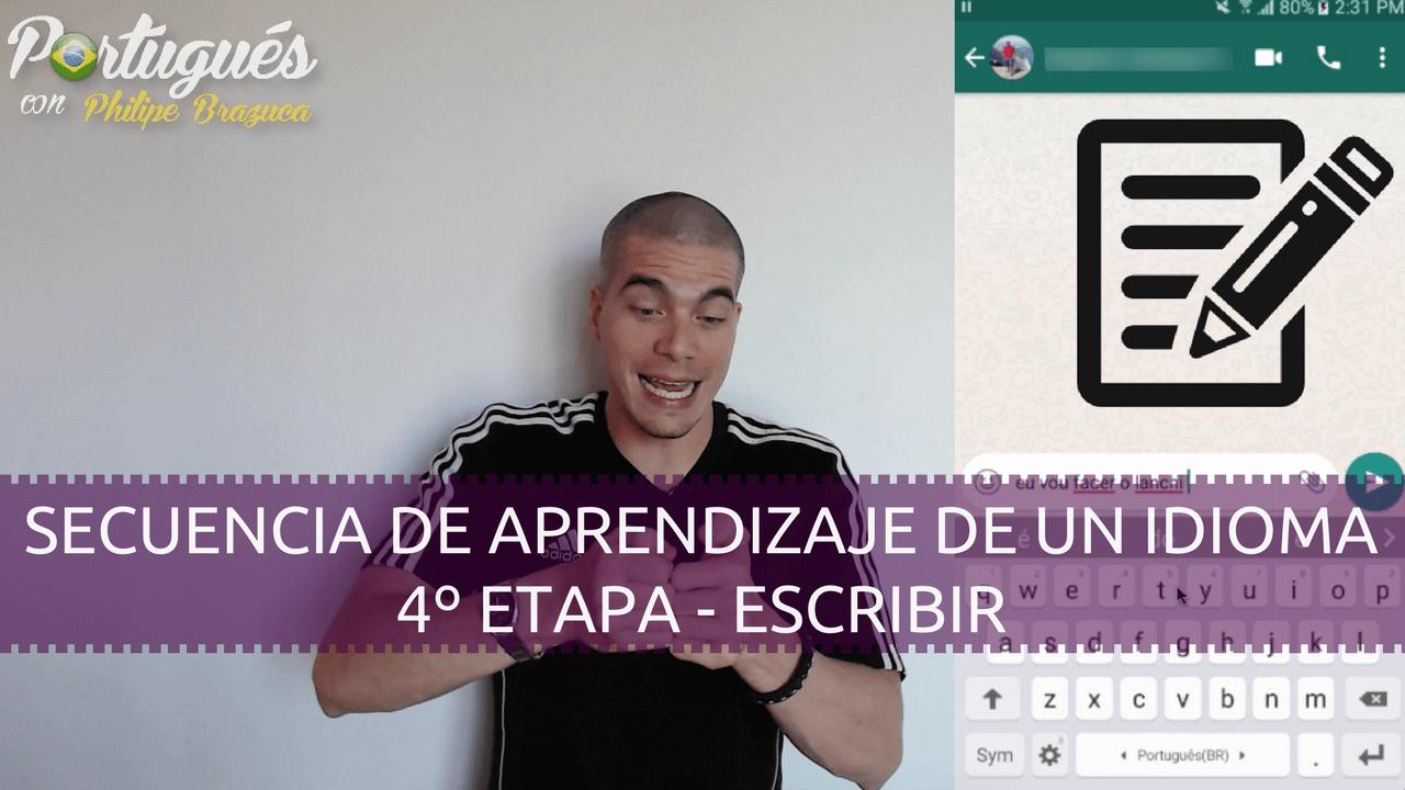 como escribir en portugués