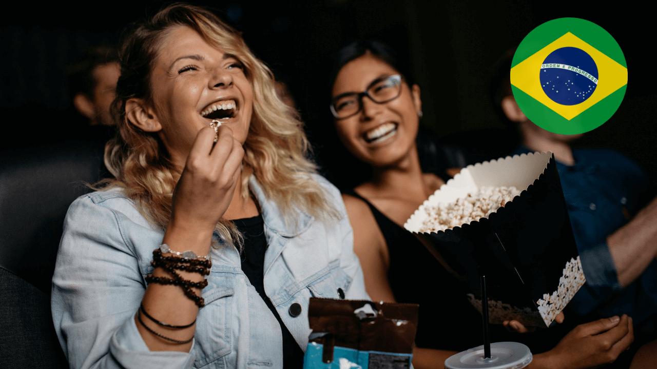 peliculas de comedia de brasil - chistosas para aprender portugués