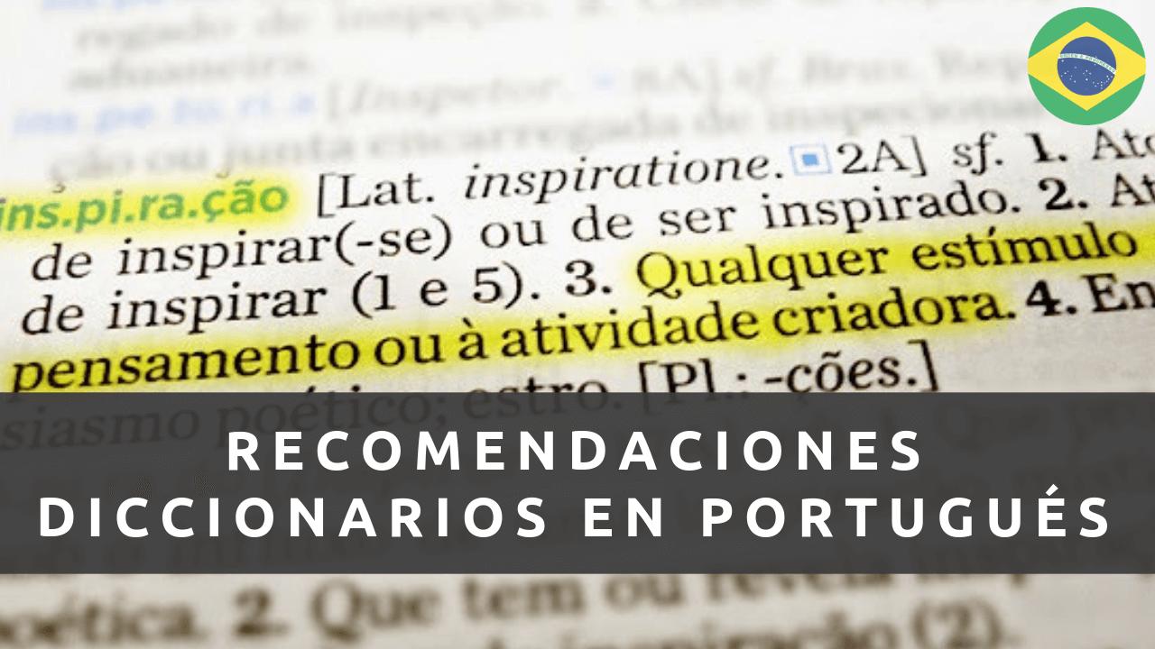 diccionario en portugués de brasil